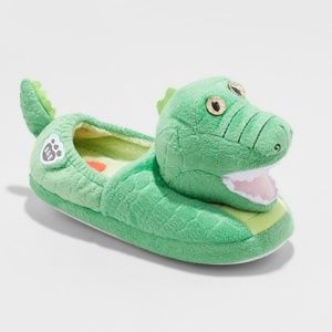 Build-A-Bear Youth Alligator Slippers